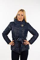 Женская демисезонная куртка.Китай.Wear 901 Синий
