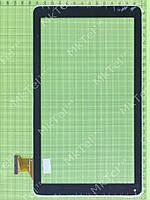Сенсор Bravis NB105 3G IPS 10,1 inch. 50pin Оригинал Китай Черный