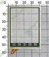 Сенсорный экран China Mobile 41x50x10 косой Копия