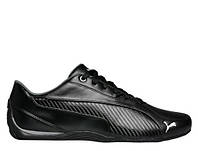 Оригинальные мужские кроссовки  Drift Cat 5 Carbon Puma Black