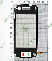 Сенсор China Mobile 49х110х67x00x22x101xD1 N97 Копия Белый