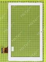 Сенсор China Tablet 10.1 inch. 45pin Оригинал Китай Белый