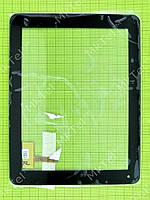 Сенсор China Tablet 8 inch. 12pin Оригинал Китай Черный