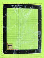 Сенсор China Tablet 9 inch. 12pin Оригинал Китай Черный
