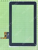 Сенсор Freelander Tablet PC PD50,PD60 12pin Оригинал Китай Черный