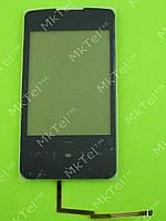 Сенсорный экран FLY E115, для Индии Оригинал Китай Черный