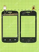 Сенсорный экран FLY IQ239 Era Nano 2 Оригинал Китай Черный