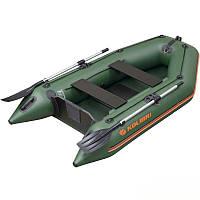 Лодка надувная рыболовная Kolibri стандарт КМ-300(под мотор)