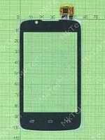 Сенсорный экран FLY IQ436 Era Nano 3 Оригинал Китай Черный