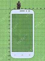 Сенсорный экран FLY IQ4404 Spark Копия А Белый