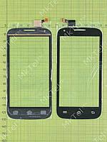 Сенсорный экран FLY IQ4406 ERA Nano 6 Оригинал Китай Черный