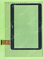 Сенсорный экран GoClever Quantum 1010 Mobile Оригинал Китай Черный