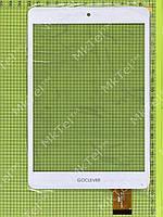 Сенсор GoClever Quantum 785 7,85 inch. 40pin Оригинал Китай Белый