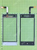 Сенсорный экран HTC 8X C620e Копия АА Черный