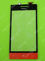 Сенсор HTC 8S Rio A620e, красный orig-china