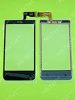 Сенсорный экран HTC Desire 300 Оригинал Китай Черный