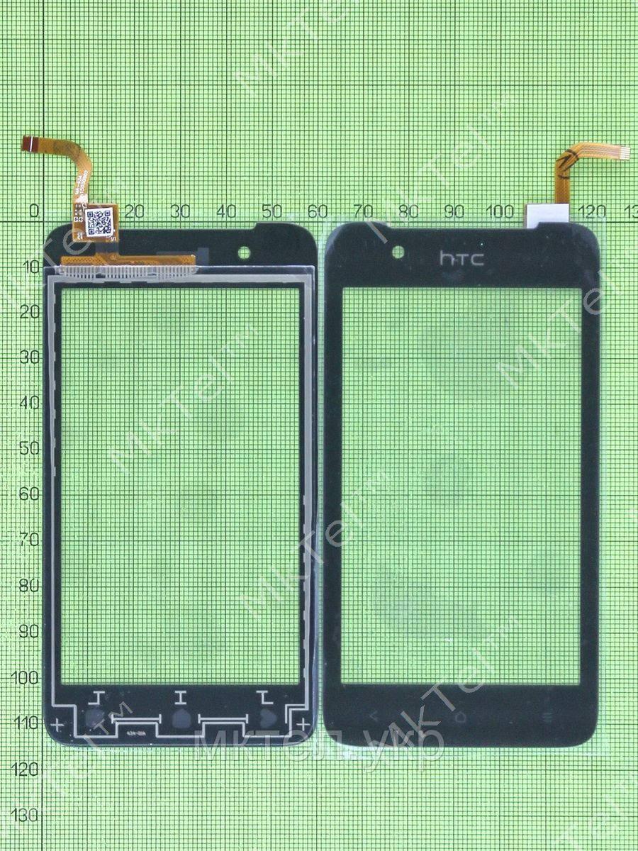 Сенсор HTC Desire 210, черный orig-china