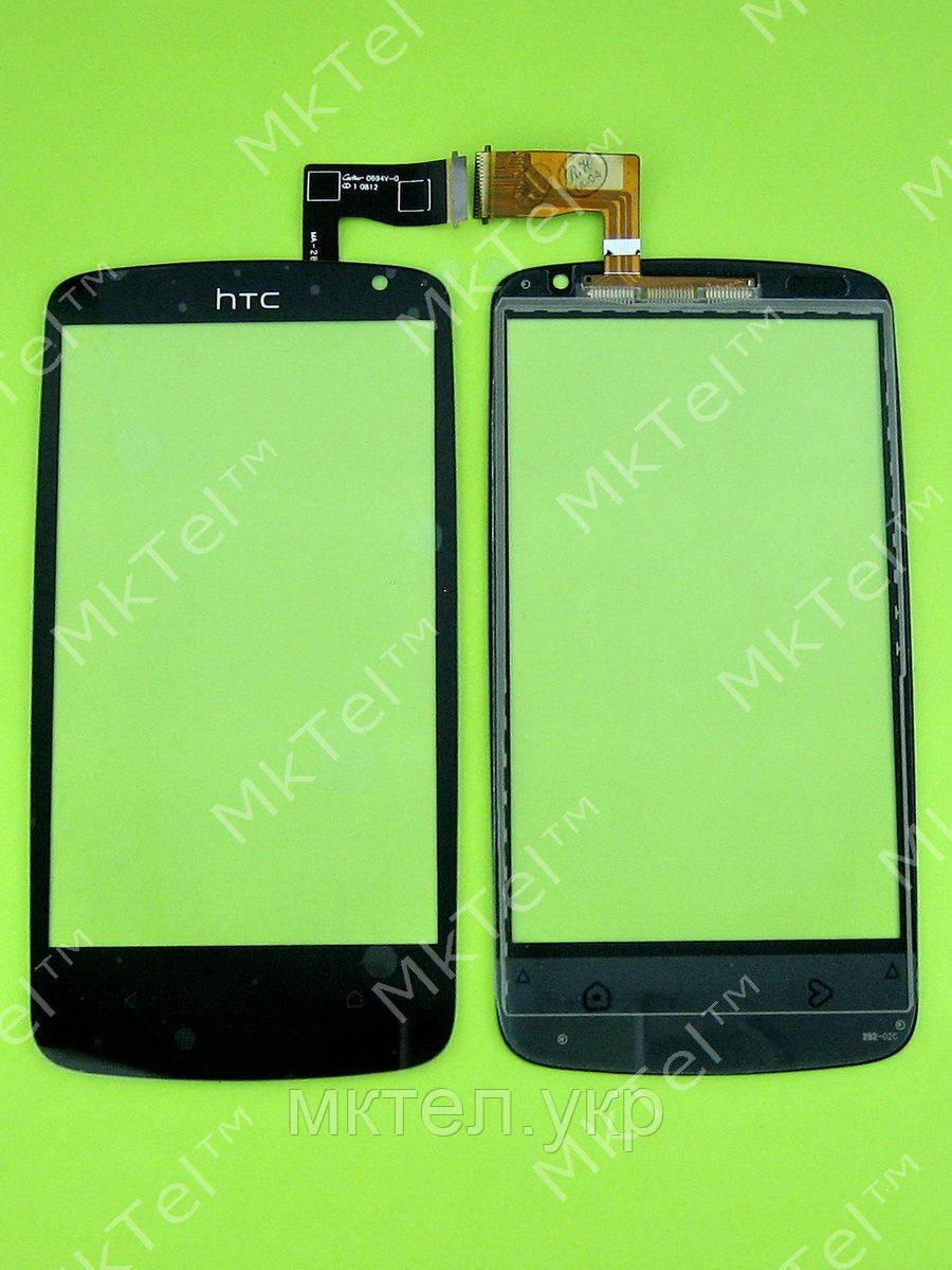 Сенсор HTC Desire 500, черный orig-china