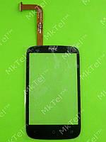 Сенсор HTC Desire C A320e Оригинал Китай Черный