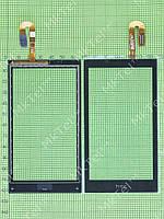Сенсор HTC Desire 610, черный copyAA