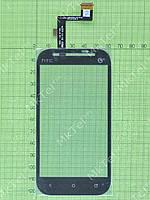 Сенсорный экран HTC Desire SV T326e Копия АА Черный