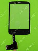 Сенсорный экран HTC Wildfire A3333 без микросх. Оригинал Китай Черный