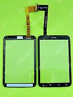 Сенсорный экран HTC Wildfire S A510e Копия Черный