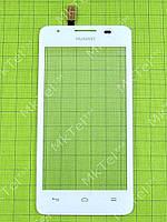 Сенсорный экран Huawei Ascend G510 U8951 Копия А Белый