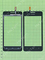 Сенсор Huawei Ascend G510 U8951 Копия АА Черный