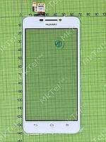 Сенсорный экран Huawei Ascend G630-U10 Dual Sim Копия АА Белый