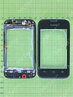 Сенсор Huawei Ascend Y210 U8685 Оригинал Китай Черный