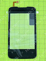 Сенсорный экран Huawei Ascend Y200 U8655 Копия Черный