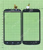 Сенсорный экран Huawei Ascend Y600 Оригинал Китай Черный