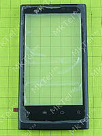 Сенсорный экран Huawei U9000 Ideos X6 Оригинал Китай Черный