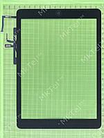 Сенсорный экран iPad Air в сборе с кнопкой Home Копия АА Черный