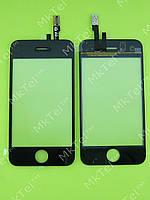 Сенсорный экран iPhone 3GS Копия А Черный