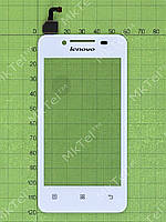 Сенсорный экран Lenovo A319 Оригинал Китай Белый