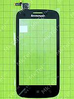 Сенсорный экран Lenovo A706 CDMA Оригинал Китай Черный