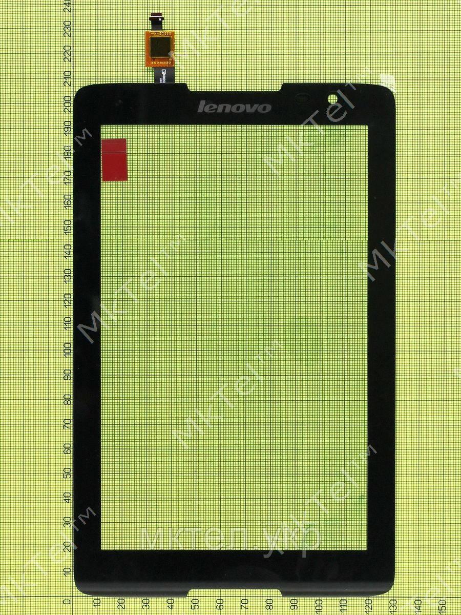 Сенсор Lenovo IdeaTab A5500, черный orig-china