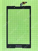 Сенсорный экран Lenovo Tab 2 A8-50LC Оригинал элем. Черный