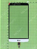 Сенсор LG G3 Stylus D690 Копия АА Белый
