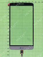 Сенсор LG G3 Stylus D690 Копия АА Золотистый