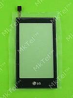 Сенсор LG GT400 Viewty Smile Оригинал Китай Черный