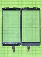 Сенсорный экран LG L Bello D335 Копия АА Черный