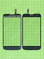 Сенсор LG L70 Dual D325 Копия АА Черный