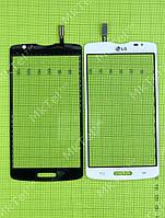 Сенсорный экран LG L80 Dual D380 Копия АА Белый