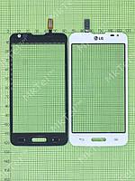 Сенсорный экран LG L70 MS323 Копия АА Белый