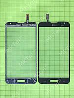 Сенсорный экран LG L90 Dual D405 Копия АА Черный