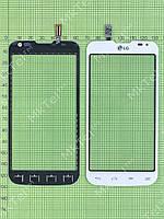 Сенсорный экран LG L90 Dual D410 Копия АА Белый