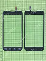 Сенсорный экран LG L90 Dual D410 Копия АА Черный